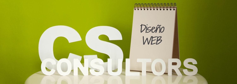 diseño web Cs Consultors